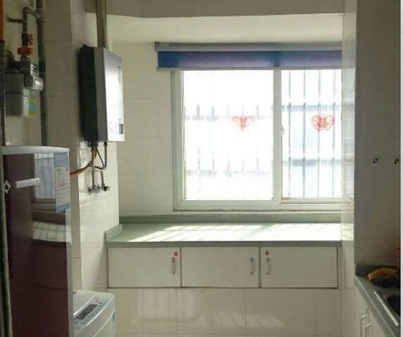 安福家园 2室1厅 98平米精装修 拎包入住 - Huangshi - Wohnung