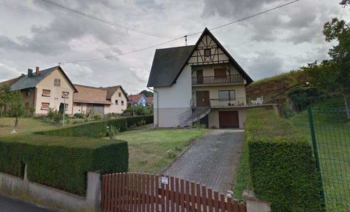 Apartement 4 pièces  à Hohatzenheim