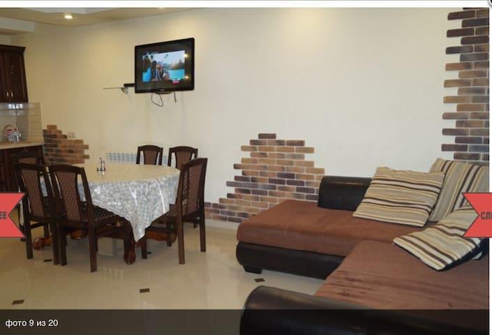 Дом для отпуска на Куйбышева 44- 3 комнаты