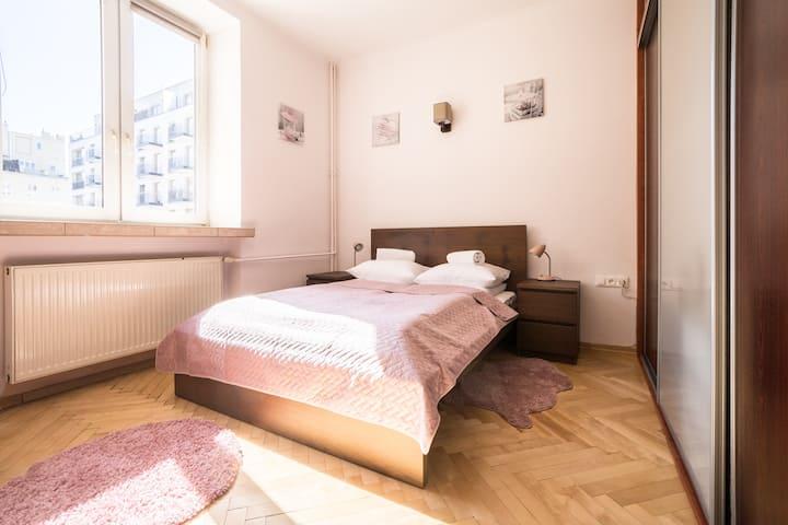 Elegant Apartment Warsaw Promenade II