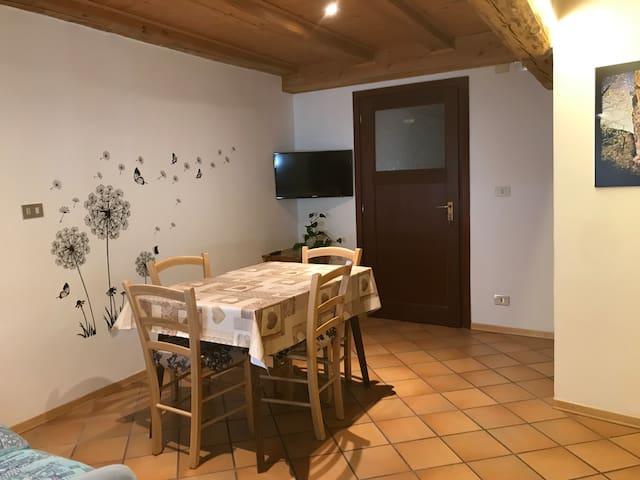 Appartamento Marisa, Casa Streberi