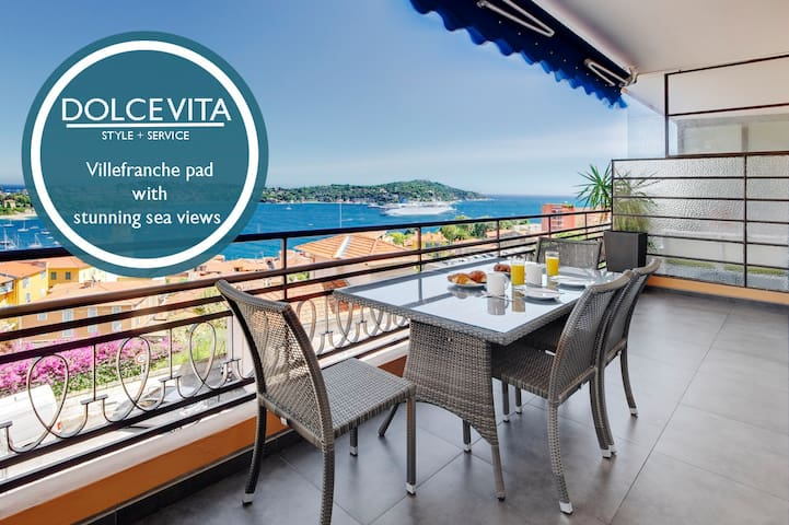 DOLCE VITA -  Amazing Sea View from huge balcony!!