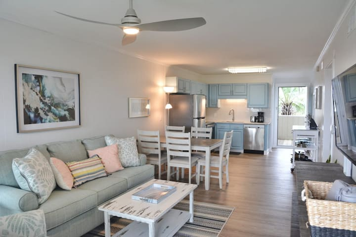 ☀️Carolina Sky Oceanfront Dune View - First Floor