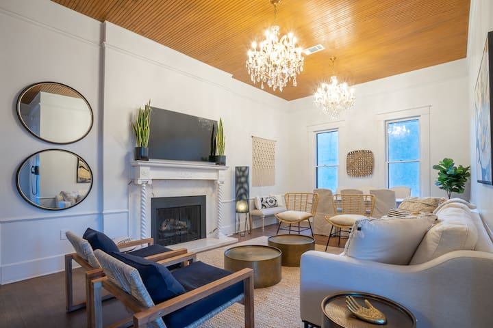 Cloud Nine-Historic Home Newly Remodeled