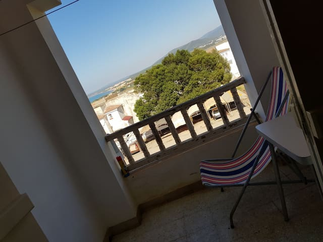 Appartement de vacances familial avec vue sur mer