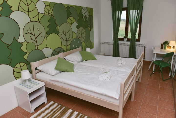 Hostel Sveti Rok - Lika  Croatia
