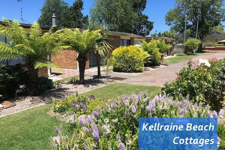Kellraine Beach Cottages, 1 Bedroom Units (1a) - Saint Helens - Aparthotel