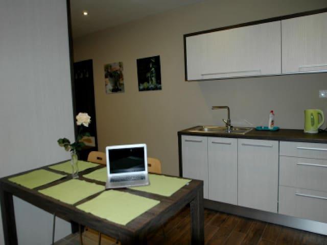 Luxury Apartman Jasmína Bratislava