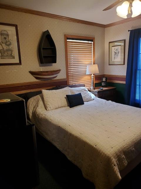 Private 1 bedroom getaway