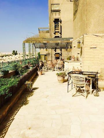 Luxurious Penthouse in Degla Maadi