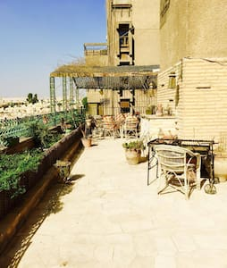 Luxurious Penthouse in Degla Maadi