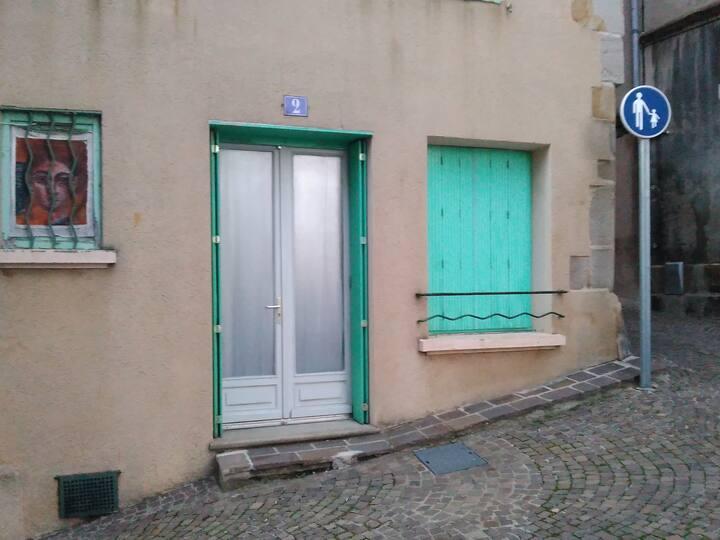 atelier des Roches  studio 45m2
