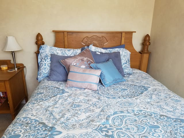 Comfy & cozy room available