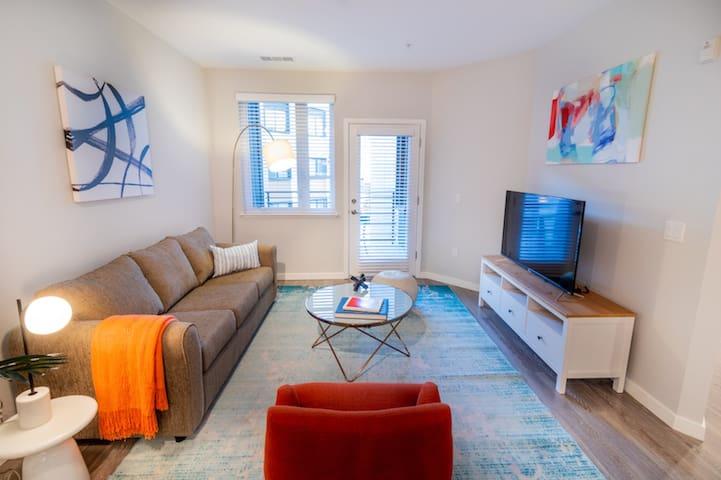Kasa Menlo Park Apartments | A - One Bedroom