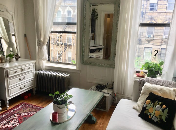 Sunny apartment in the heart of the East Village