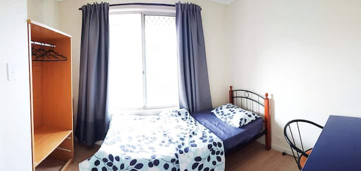 Single bed room in good location A01
