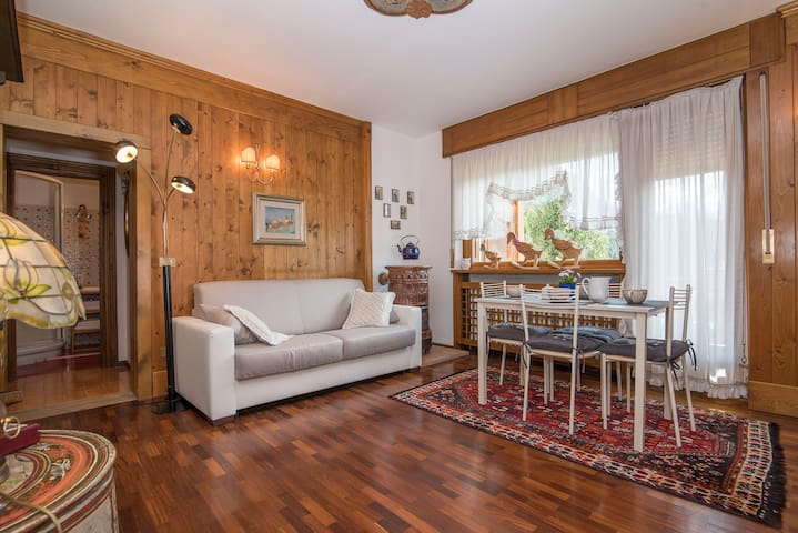 Casa Fausta, for a cosy vacation in the Dolomites