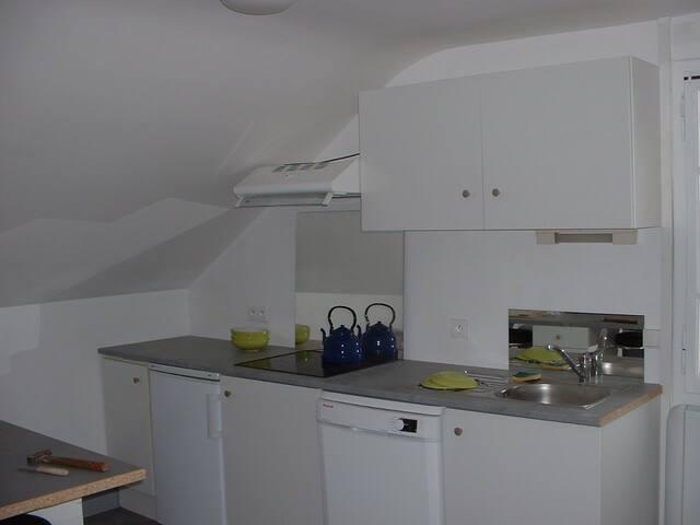 4 pièces + terrasse 45 m2 pour 3 ou 4 personnes
