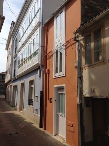 Casa Independiente en el Centro de Ortigueira - Ortigueira - บ้าน