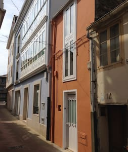 Casa Independiente en el Centro de Ortigueira - Ortigueira - Hus