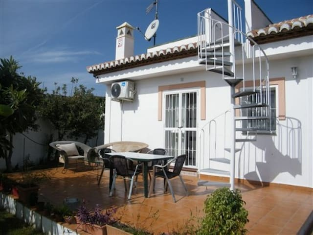 Private 1 Bed Garden Villa, Frigiliana (NPSS1228) - Nerja - Villa