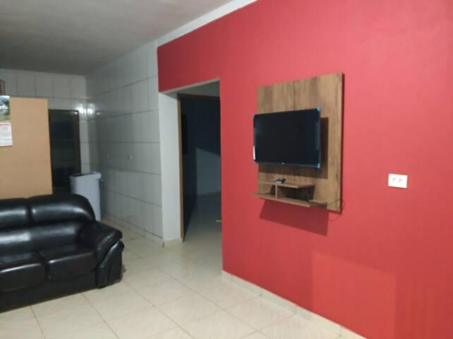 Imóvel simples e barato em Santa Juliana