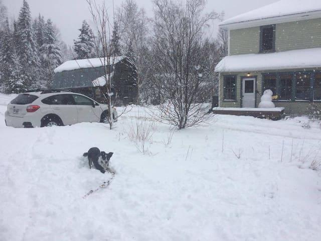 Pied à terre à Gaspé - Gaspé - Huis