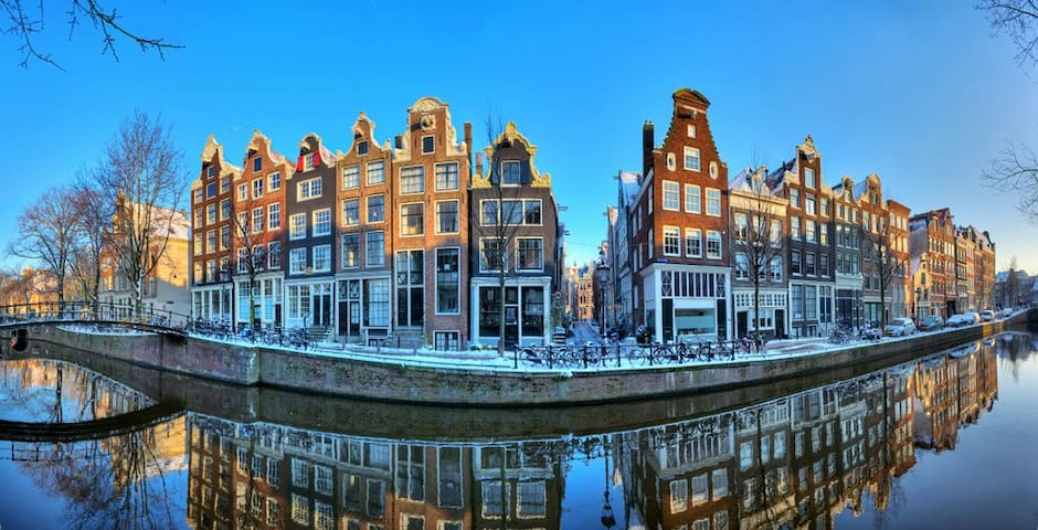 Right in the heart of the Jordaan a full 1 bedroom - Amsterdam - Pis