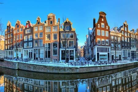 Right in the heart of the Jordaan a full 1 bedroom - 阿姆斯特丹 - 公寓