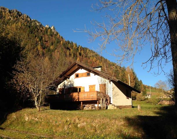 Relax in Baita - Dolomiti Trentino - Transacqua