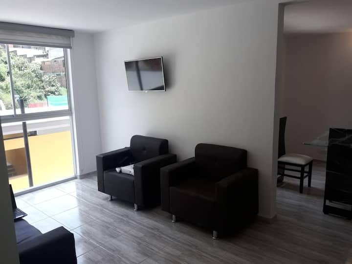 apartamento nuevo, entregado en enero del 2019