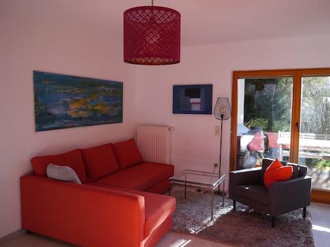 Business relaxing close to Esslingen and Stuttgart