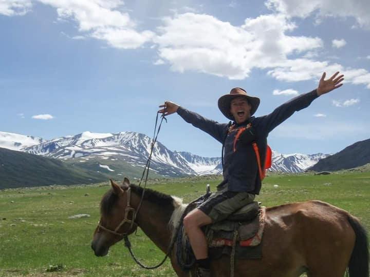 Western Mongolia Altai Tavan Bogd Nat'l Park