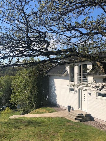 Stort hus i Särö nära havet och Göteborg