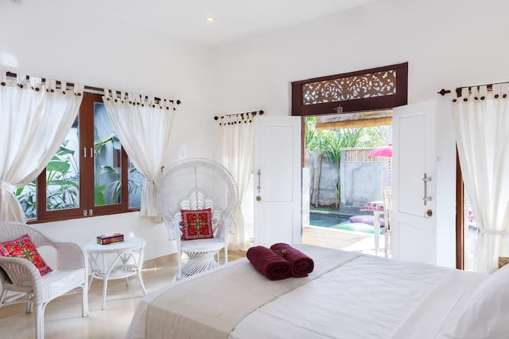 Cosy Bedroom Ubud