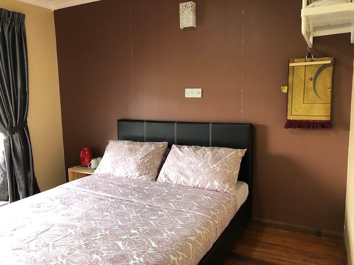 Mesilau Cliffs, Kundasang (Room 1)