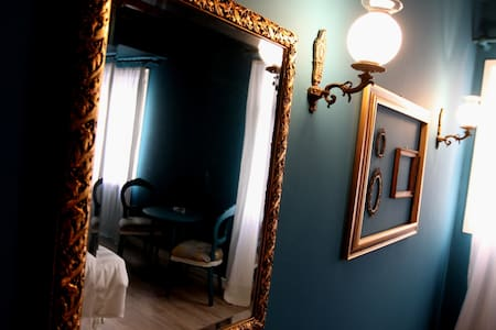 Vintage and Classy room Dark Taurquise - Venise - Maison
