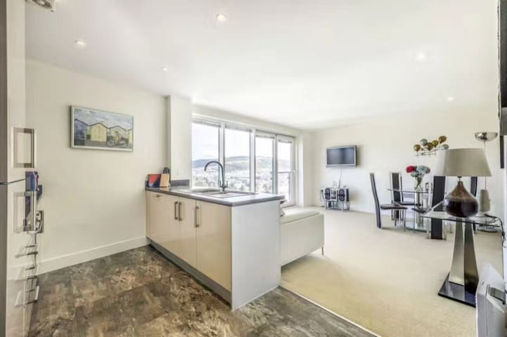 Wild Swan Meridian Tower Apartment Marina