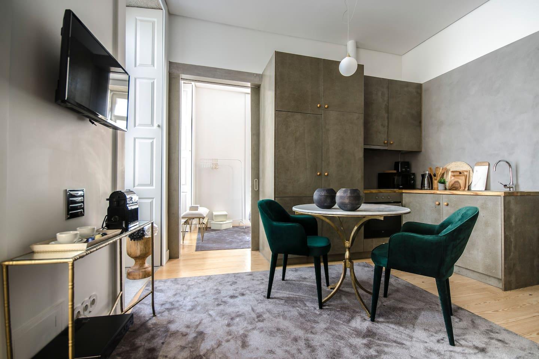 Mouzinho 200 Luxury Apartment