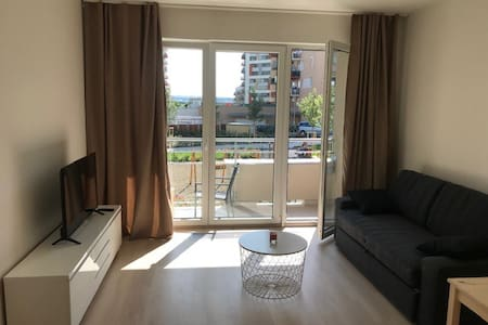 Quiet, very clean and new apartment