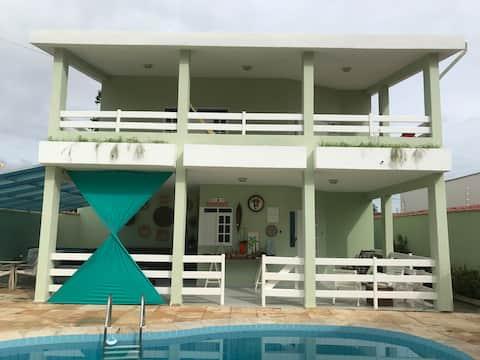 Casa Inteira - Encantos do Mar - Paripueira - AL