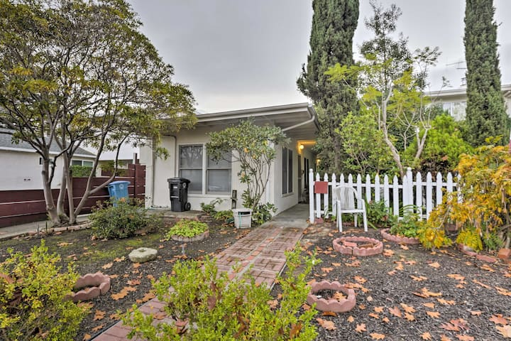 Ideally Located Palo Alto Studio, Walk to Cali Ave