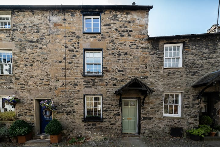 Stunning cottage in the heart of Kirkby Lonsdale