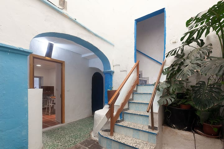 Cosy apartment in the old town of Tarifa - Tarifa - Appartement