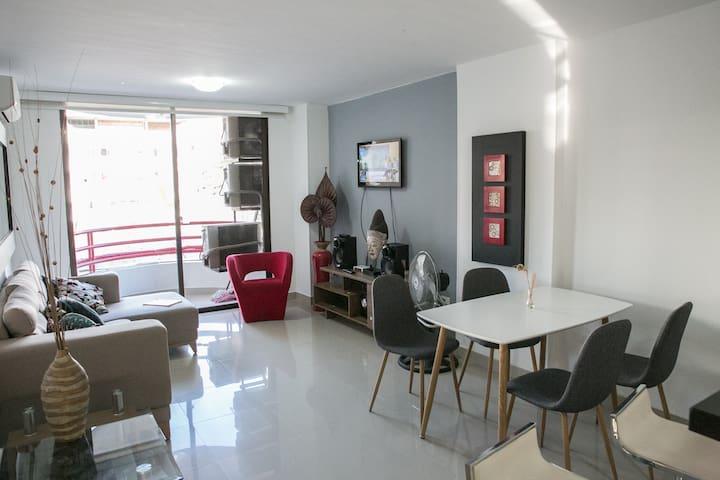 Moderno Apartamento en el Rodadero - con Piscina