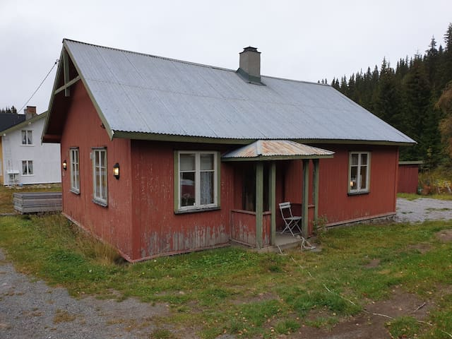 Cabin at Tonsåsen