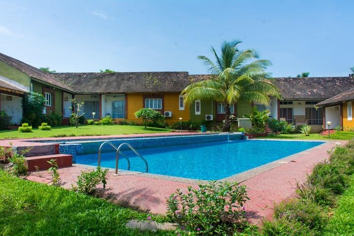 Goa Anjuna Villa 28