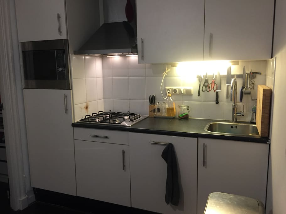 Kitchen (with dishwasher)