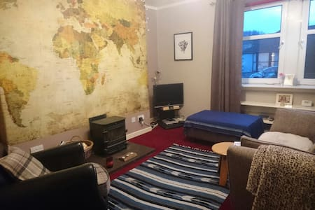 cosy countryside apartment - Aberlour