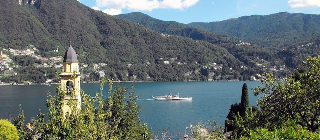 Apartment in Laglio's Lakefront - Como lake